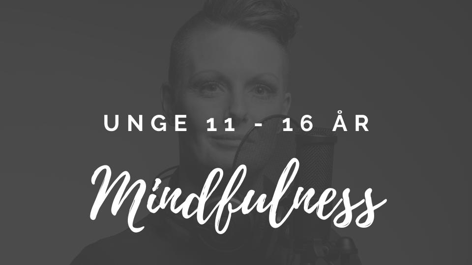 Mindfulness Unge