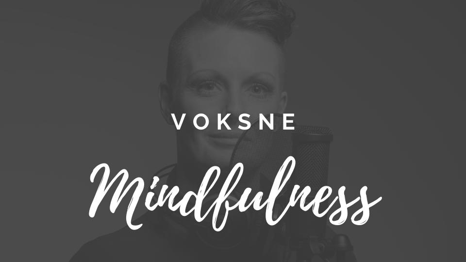 Mindfulness Voksne